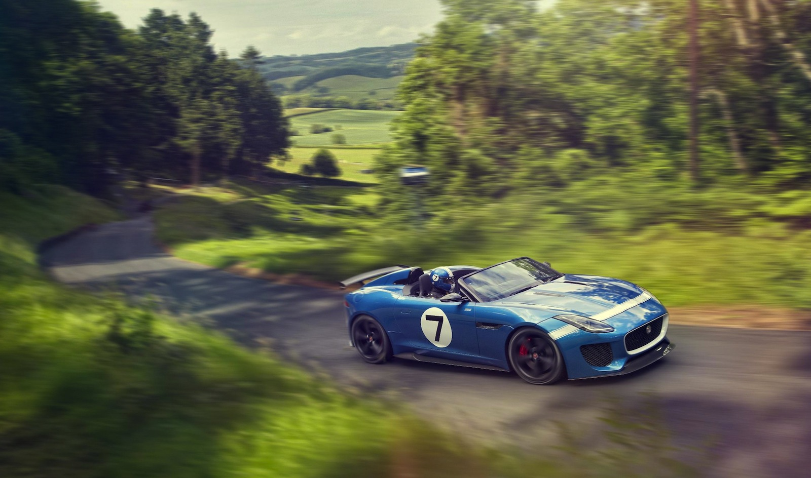 2019 Jaguar Project 7 Concept photo - 4