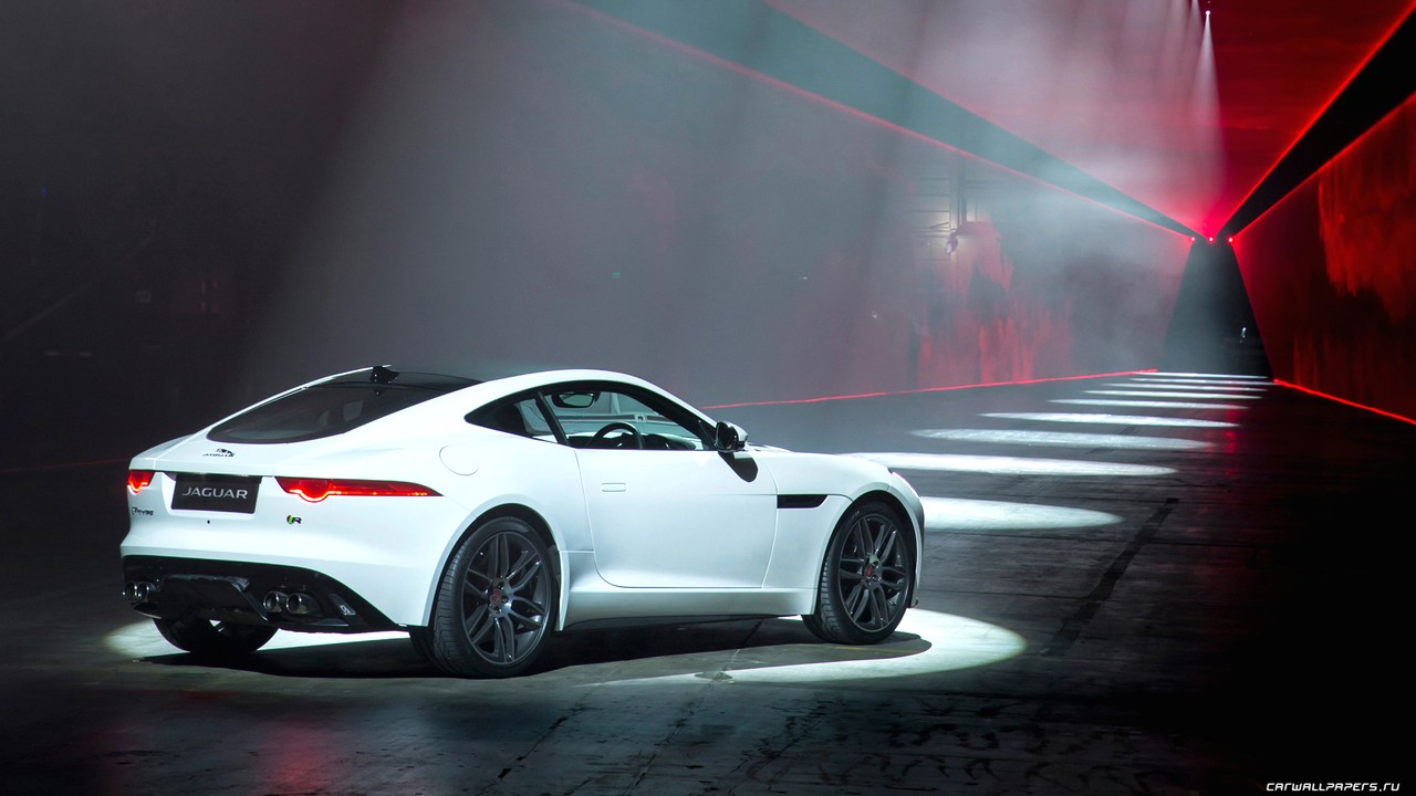2019 Jaguar R Coupe Concept photo - 1