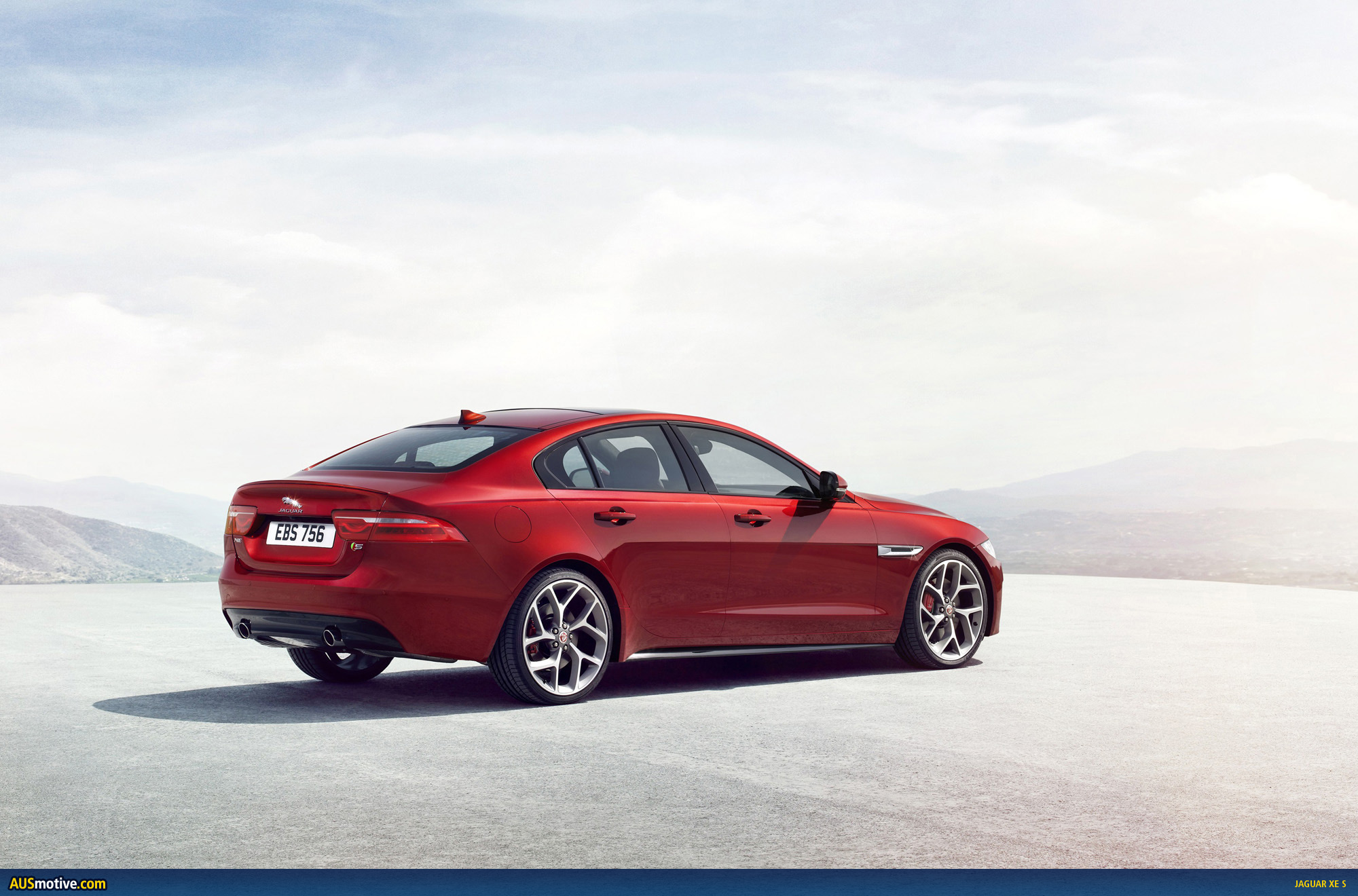 2019 Jaguar XE S photo - 1