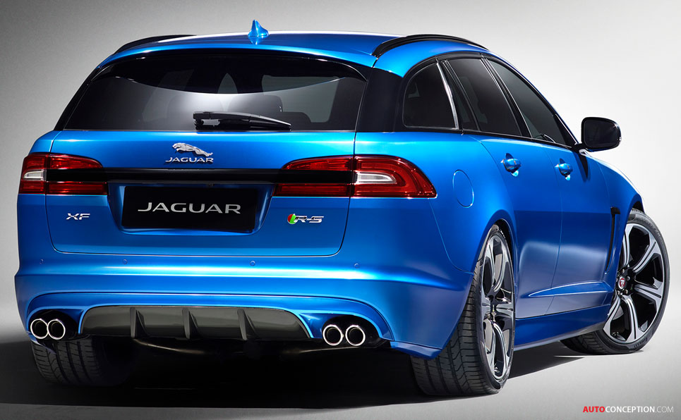 2019 Jaguar XFR photo - 5