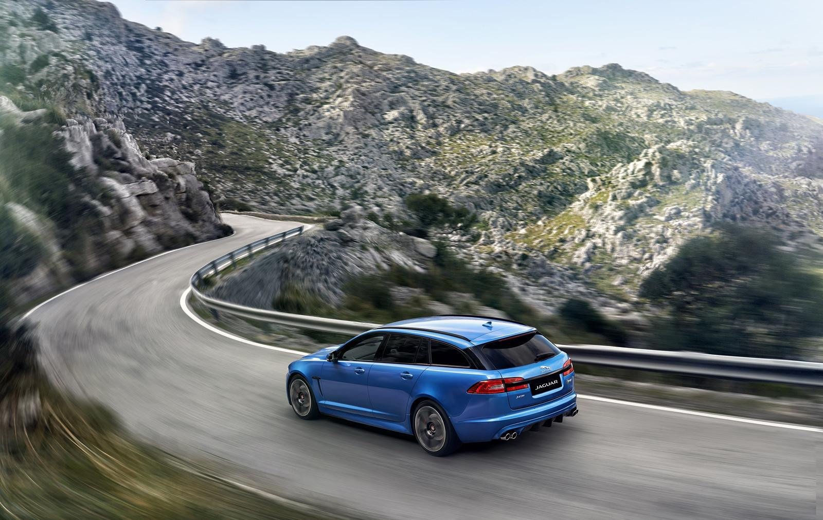 2019 Jaguar XFR S Sportbrake photo - 2