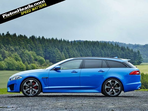 2019 Jaguar XFR S Sportbrake photo - 5
