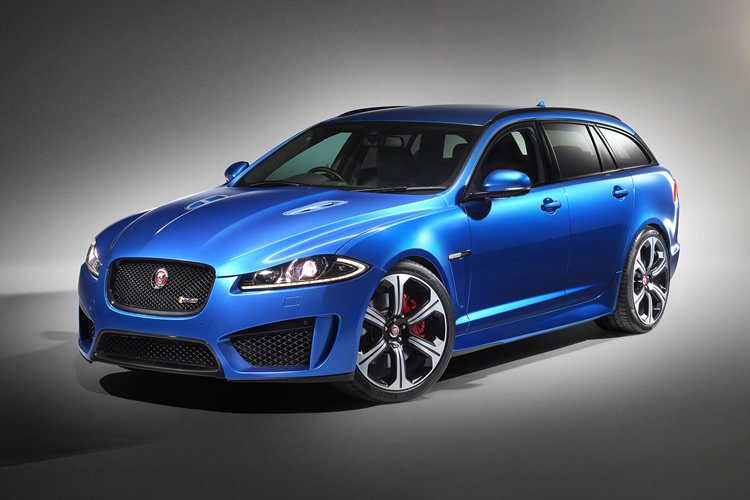 2019 Jaguar XFR S Sportbrake photo - 6