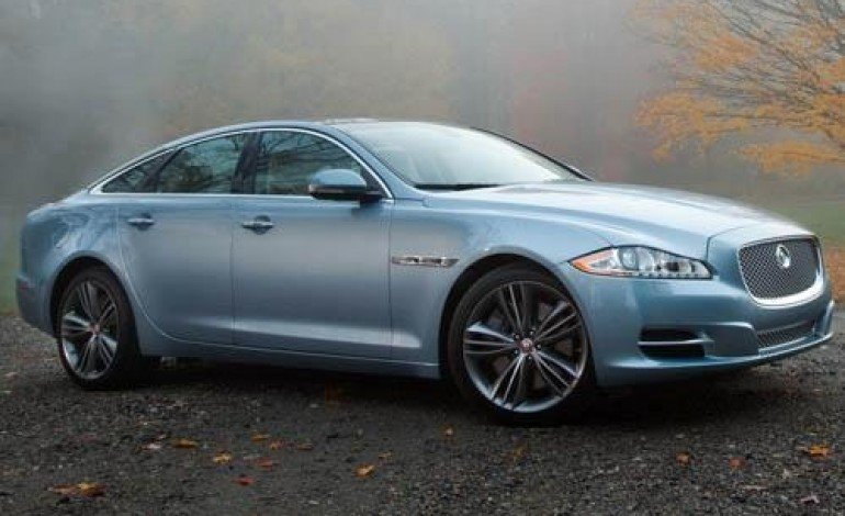 2019 Jaguar XJ Super V8 photo - 5