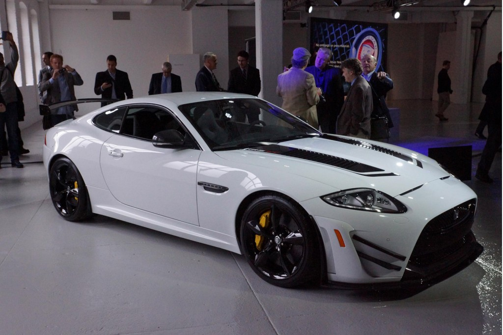 2019 Jaguar XKR S GT photo - 6