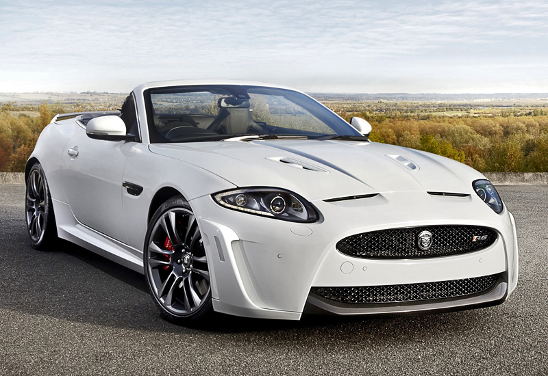 2019 Jaguar XKR Speed photo - 3