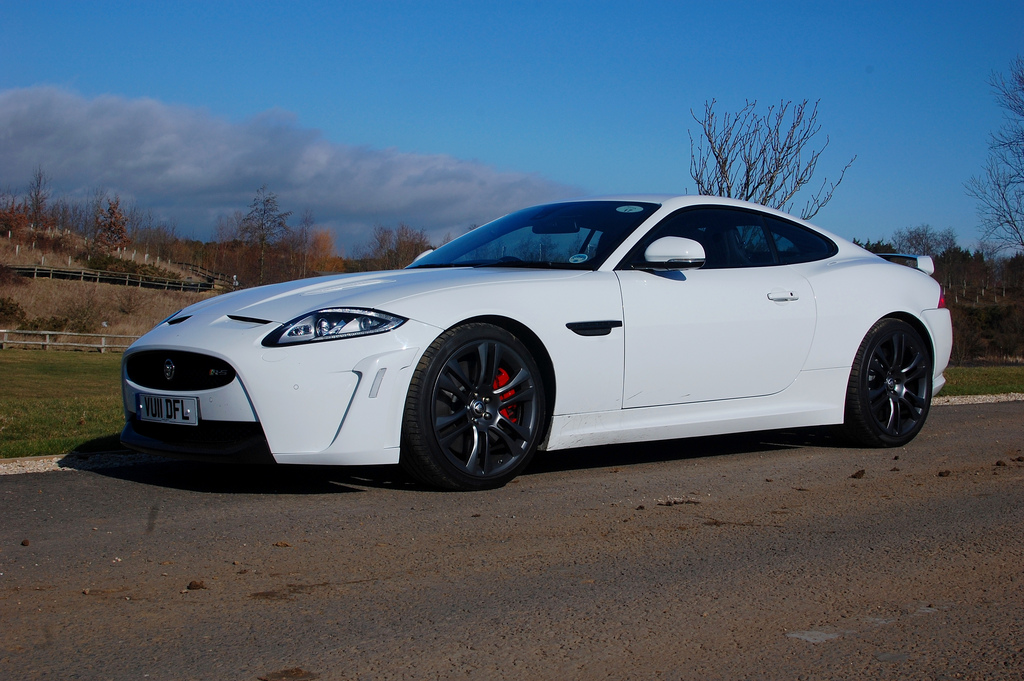2019 Jaguar XKR Speed photo - 4
