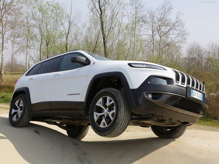 2019 Jeep Cherokee EU Version photo - 1