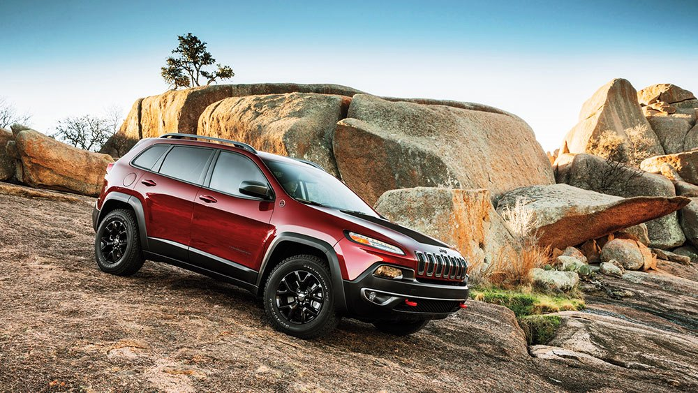 2019 Jeep Cherokee EU Version photo - 2