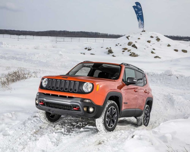 2019 Jeep Cherokee Renegade photo - 2