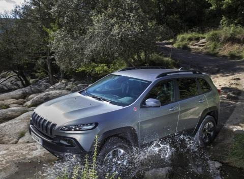 2019 Jeep Cherokee Sageland Concept photo - 1