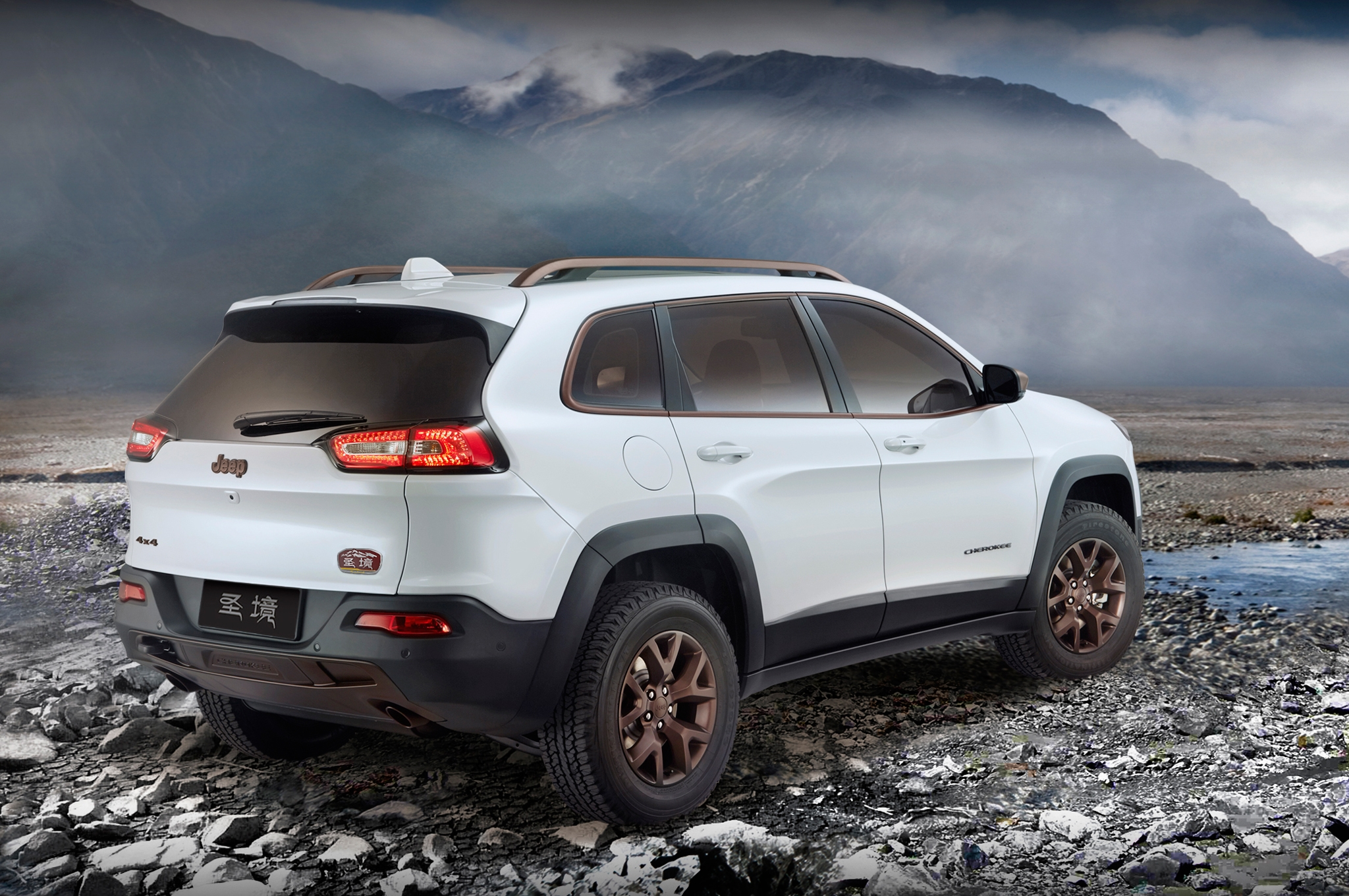 2019 Jeep Cherokee Sageland Concept photo - 2