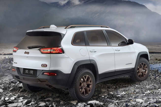 2019 Jeep Cherokee Sageland Concept photo - 3