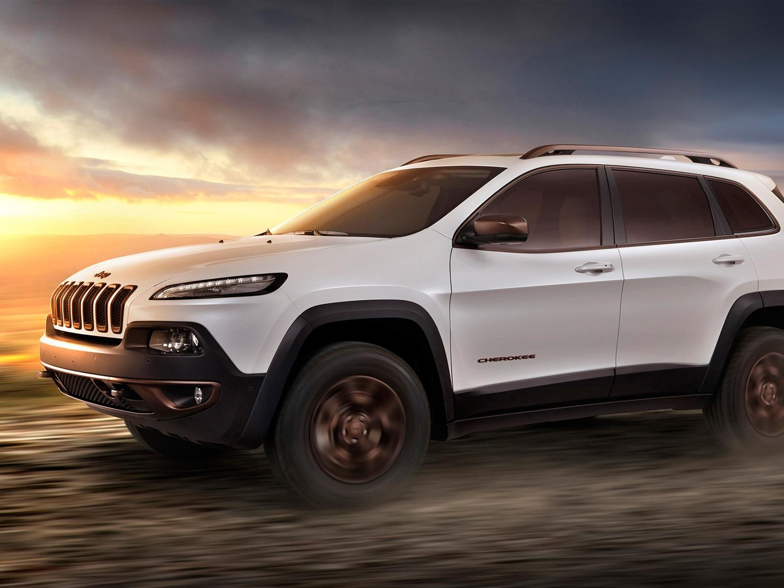 2019 Jeep Cherokee Sageland Concept photo - 4