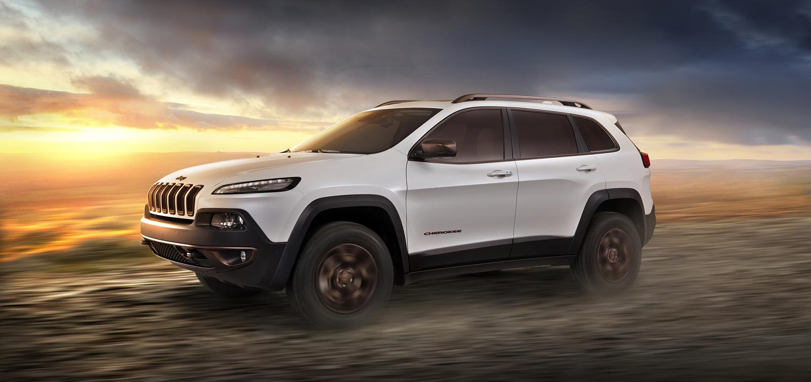 2019 Jeep Cherokee Sageland Concept photo - 5