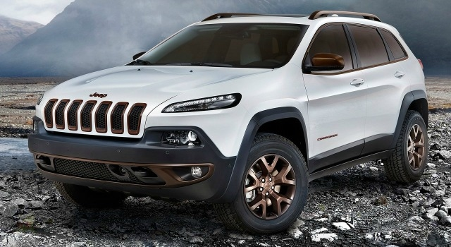 2019 Jeep Cherokee Urbane Concept photo - 1