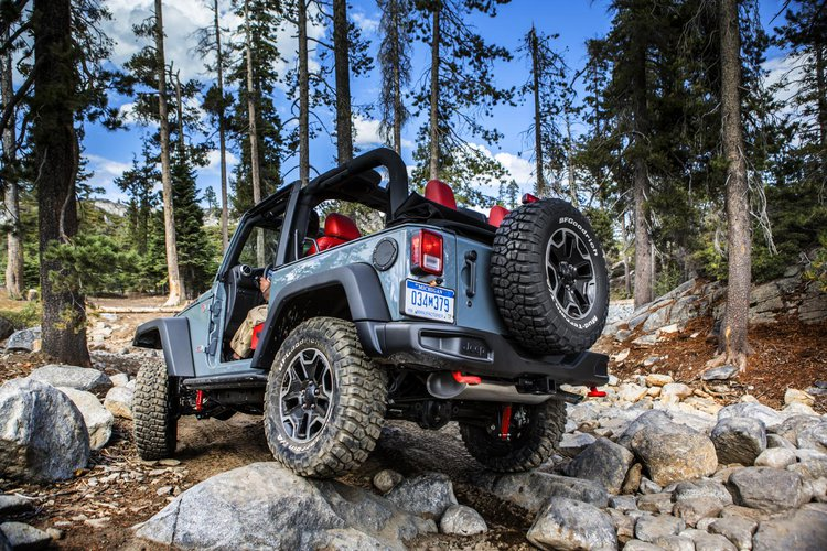 2019 Jeep CJ 2A photo - 3