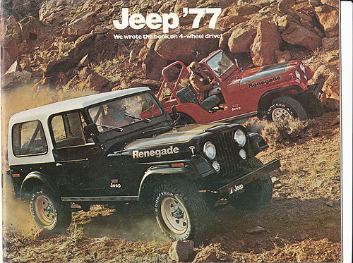 2019 Jeep CJ 2A photo - 6