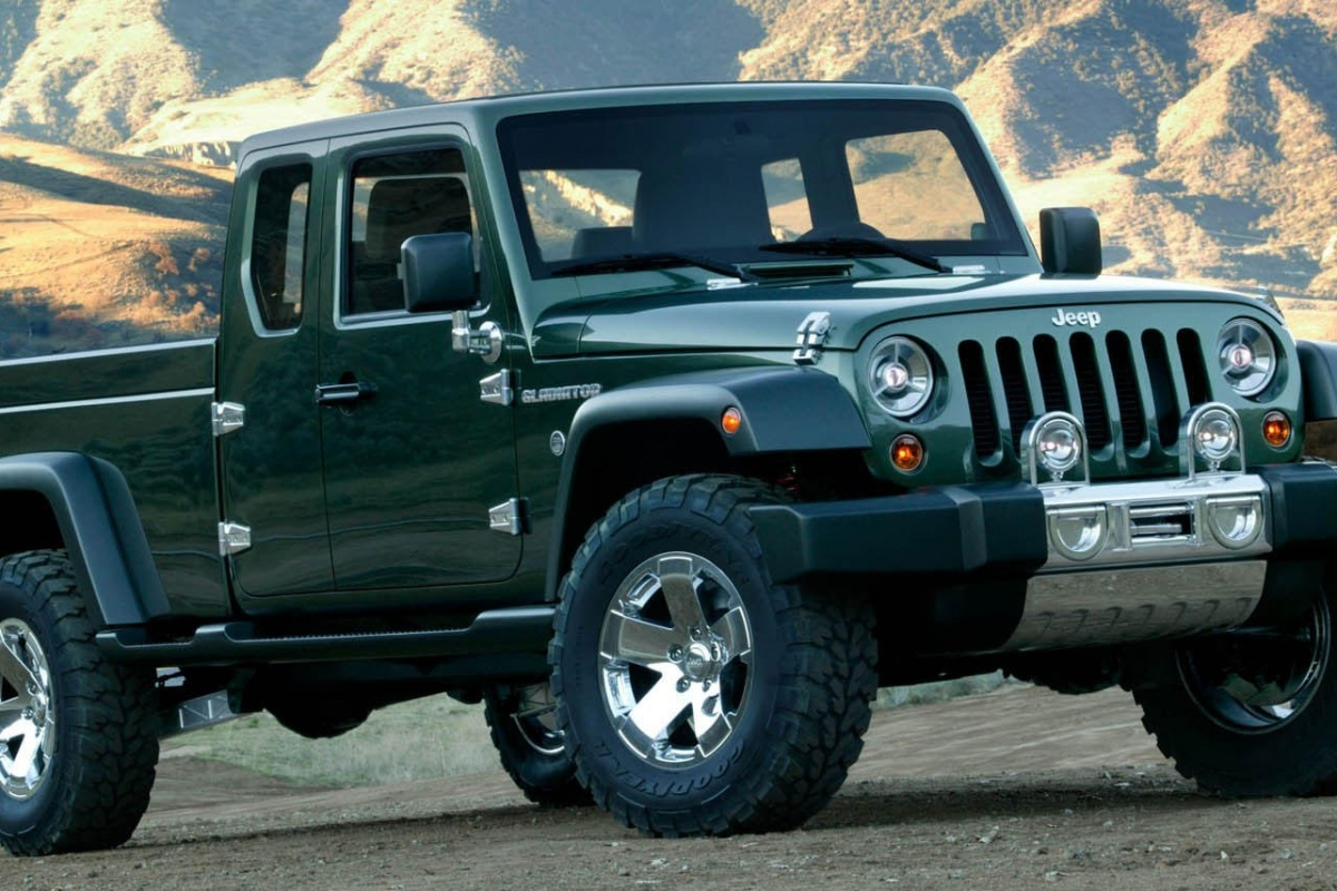 2019 Jeep Comanche photo - 2