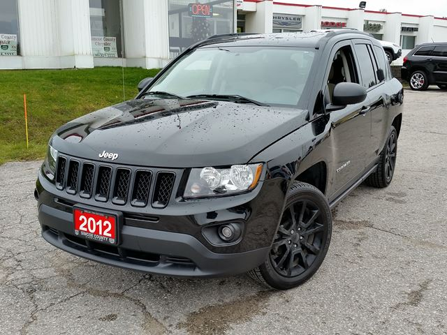 2019 Jeep Compass photo - 6