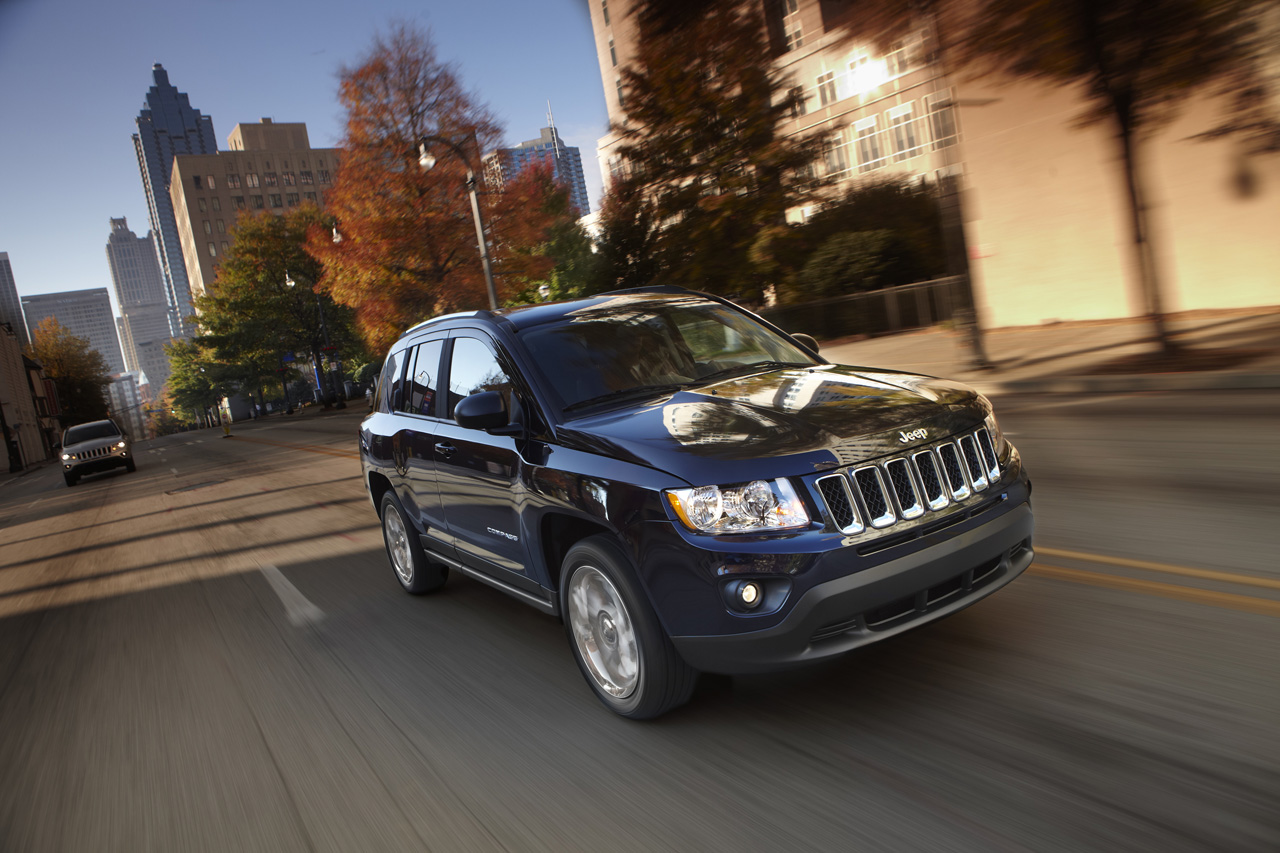 2019 Jeep Compass Concept photo - 2