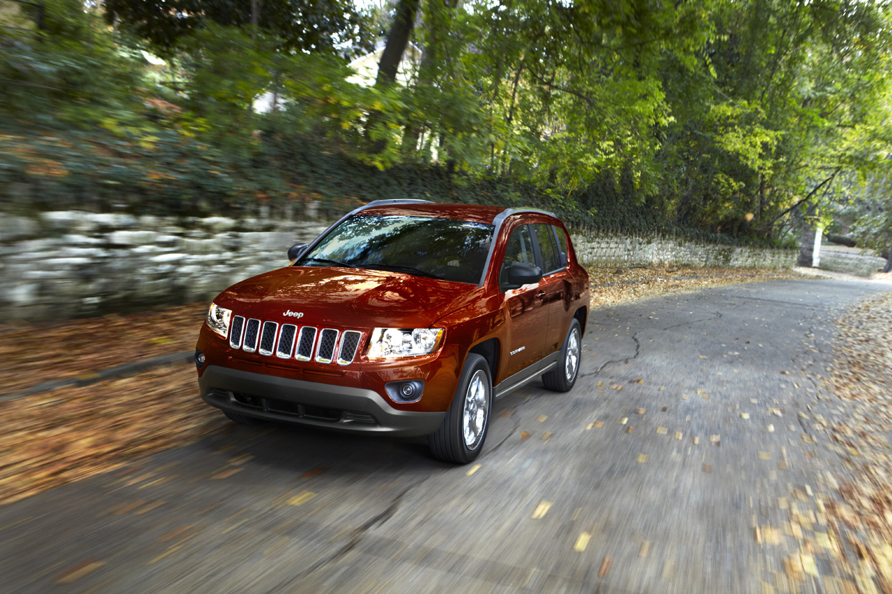 2019 Jeep Compass Concept photo - 3