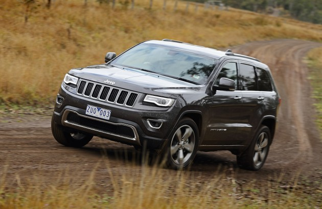2019 Jeep Grand Cherokee photo - 4