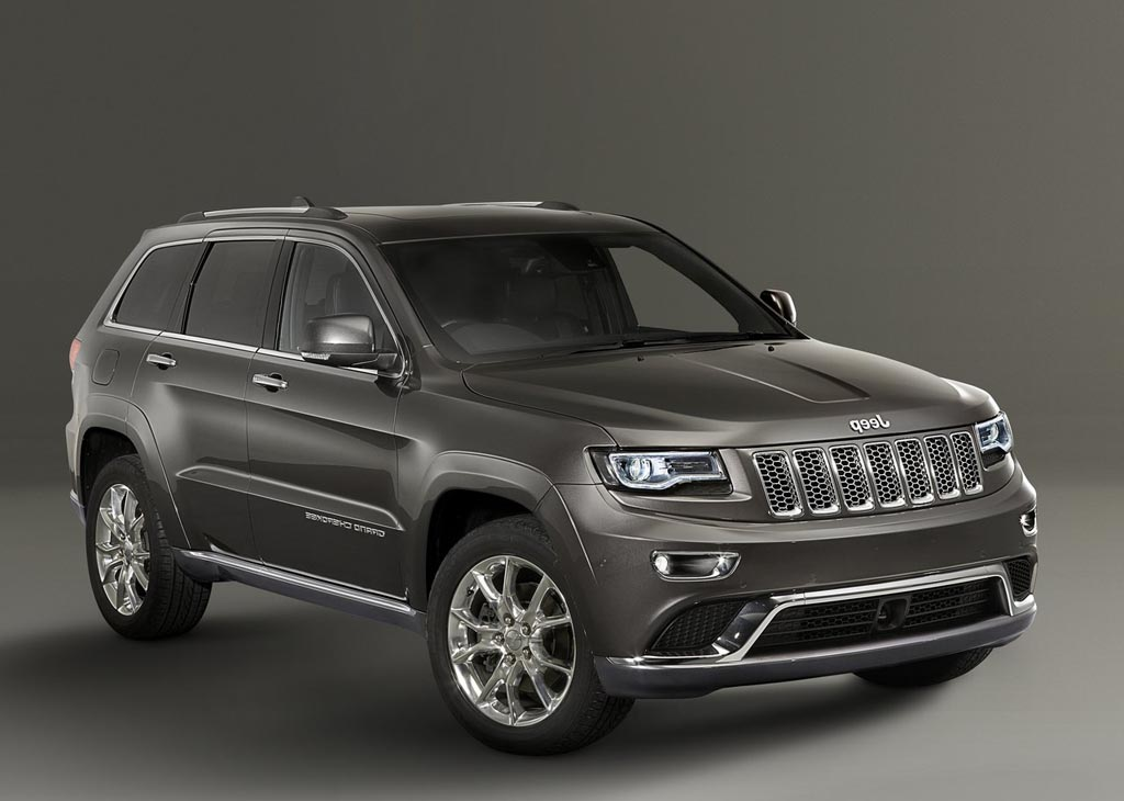 2019 Jeep Grand Cherokee Concept photo - 2