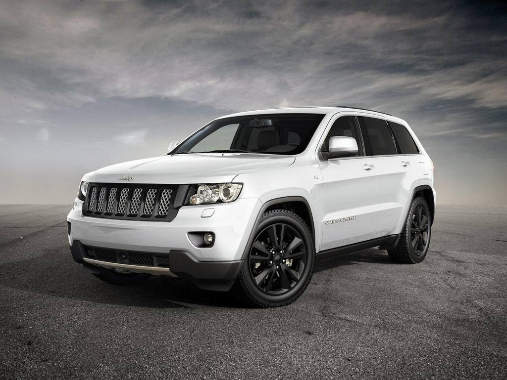2019 Jeep Grand Cherokee Concept photo - 3