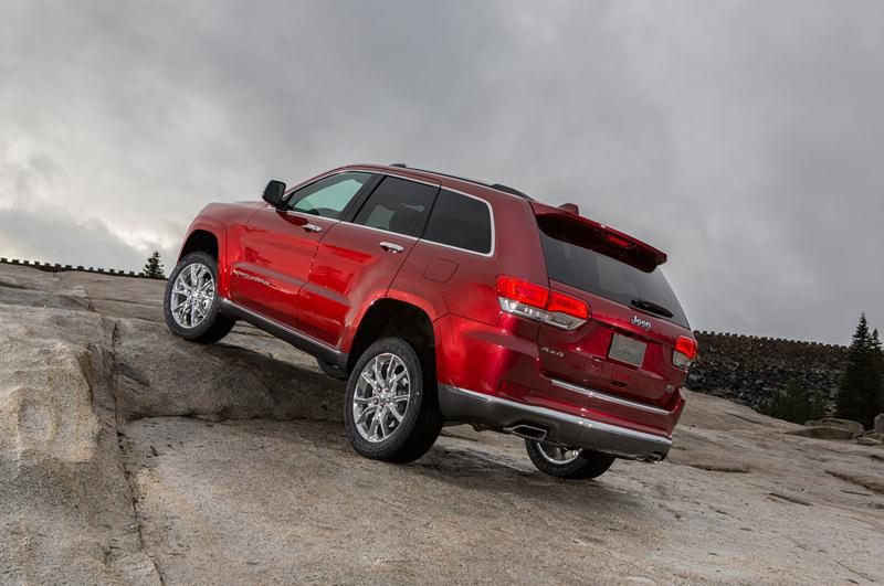 2019 Jeep Grand Cherokee Concept photo - 5