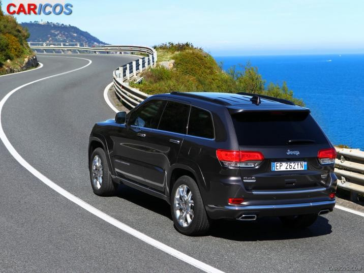2019 Jeep Grand Cherokee EU Version photo - 1
