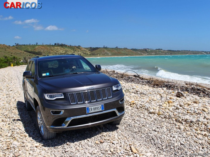 2019 Jeep Grand Cherokee EU Version photo - 2