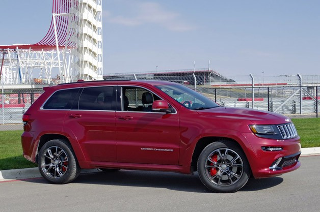 2019 Jeep Grand Cherokee SRT photo - 6