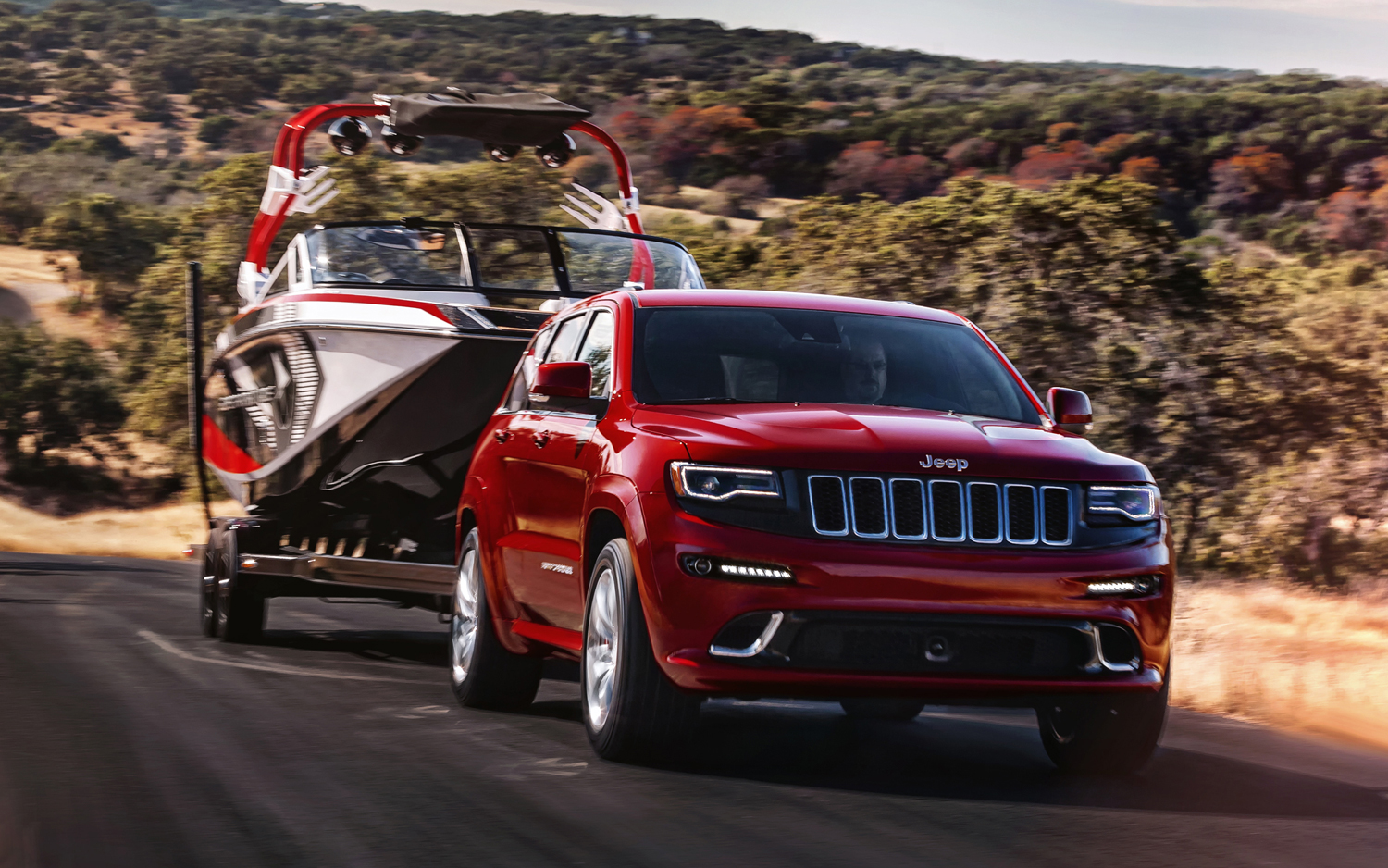 2019 Jeep Grand Cherokee SRT8 photo - 1
