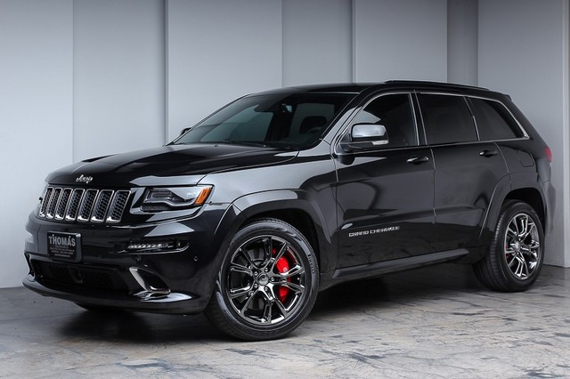 2019 Jeep Grand Cherokee SRT8 photo - 3