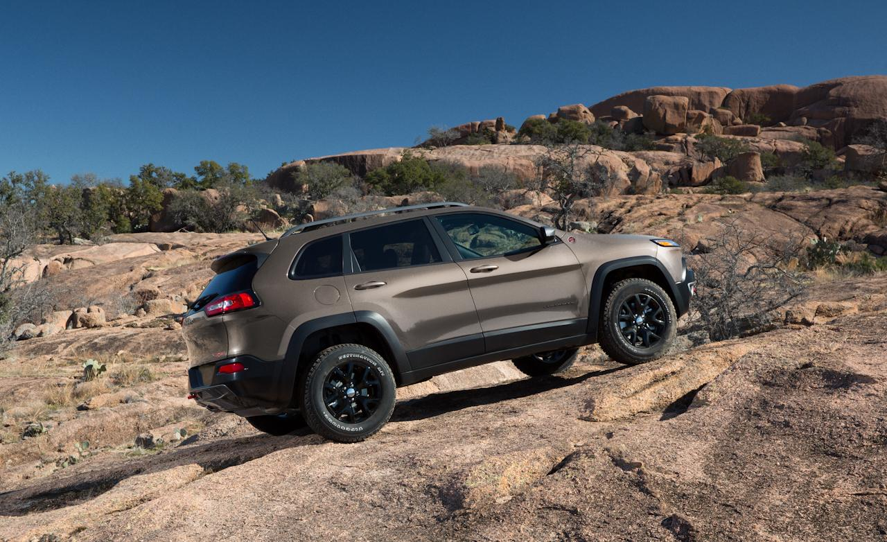 Lifted Jeep Srt8 >> 2019 Jeep Grand Cherokee Trailhawk | Car Photos Catalog 2018