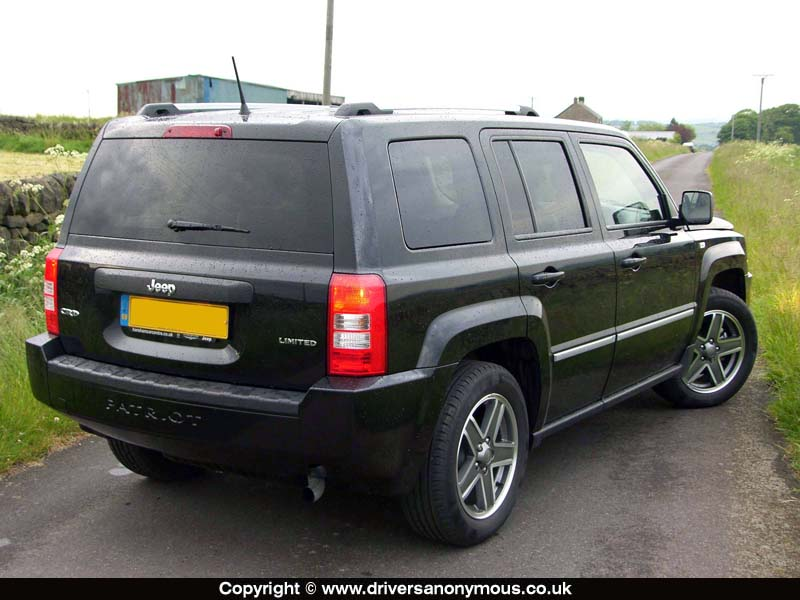 2019 Jeep Liberty CRD Limited photo - 2