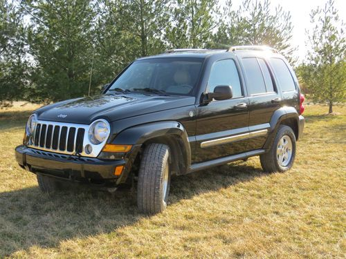 2019 Jeep Liberty CRD Limited photo - 5