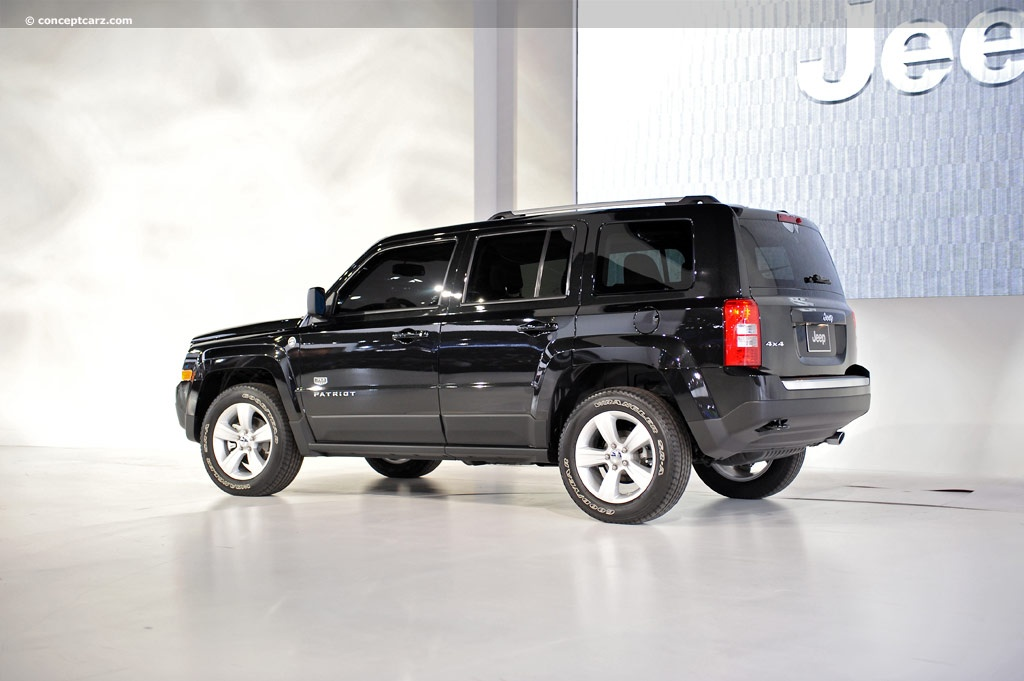2019 Jeep Patriot photo - 4