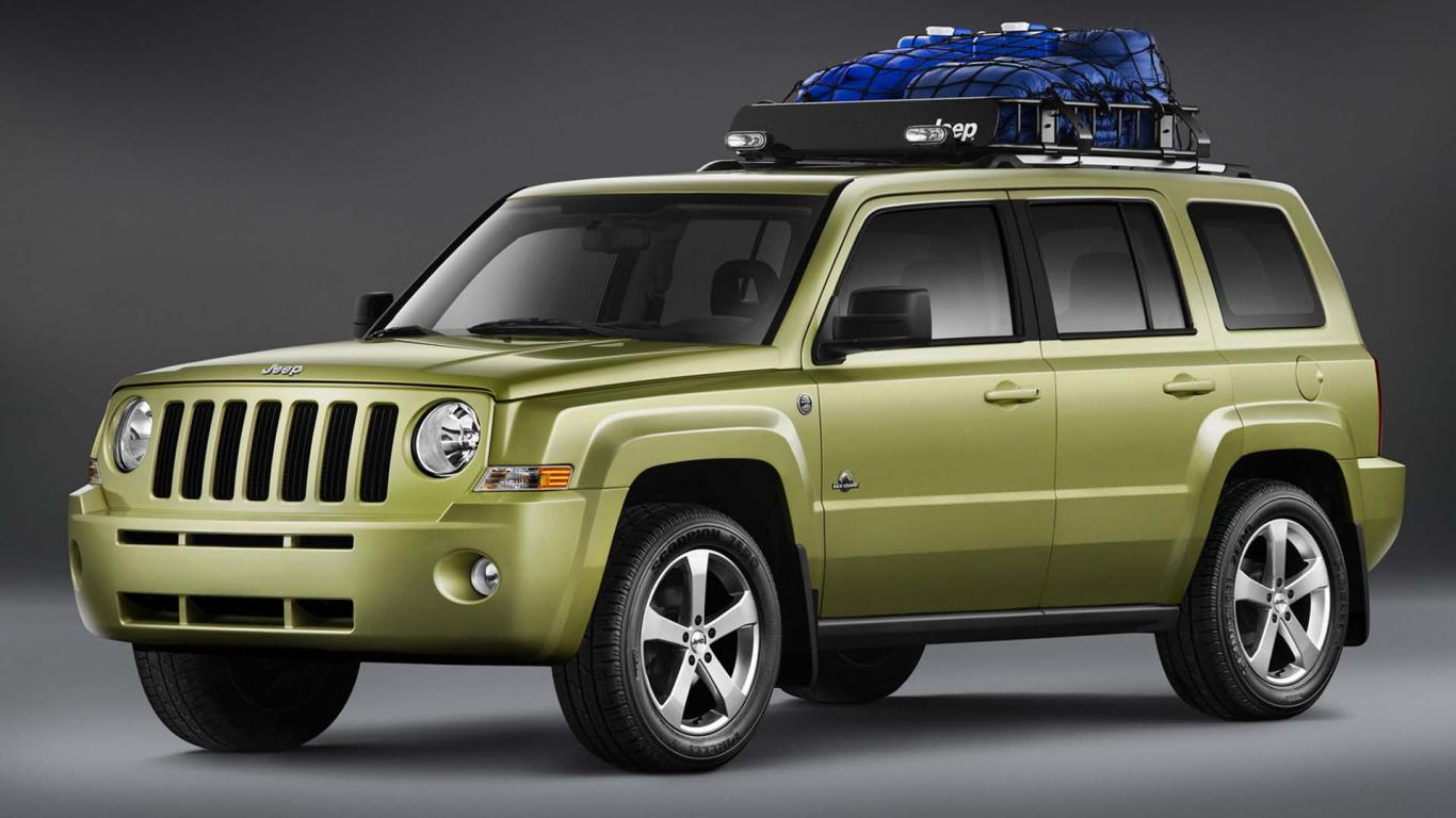 2019 Jeep Patriot Back Country Concept photo - 6