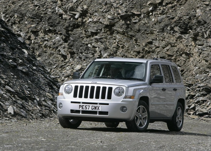 2019 Jeep Patriot UK Version photo - 3