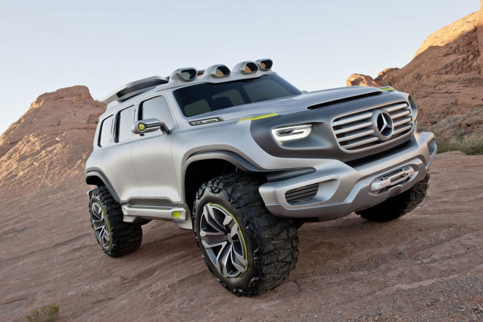2019 Jeep Rescue Concept photo - 4
