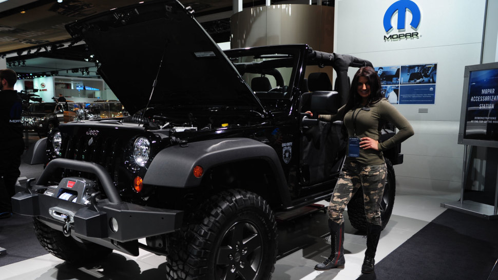 2019 Jeep Wrangler Call of Duty Black Ops photo - 2