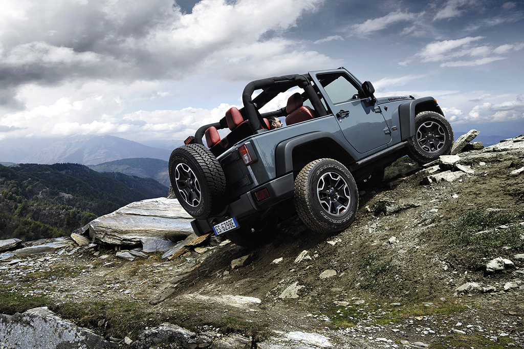 2019 Jeep Wrangler Rubicon 10th Anniversary photo - 2
