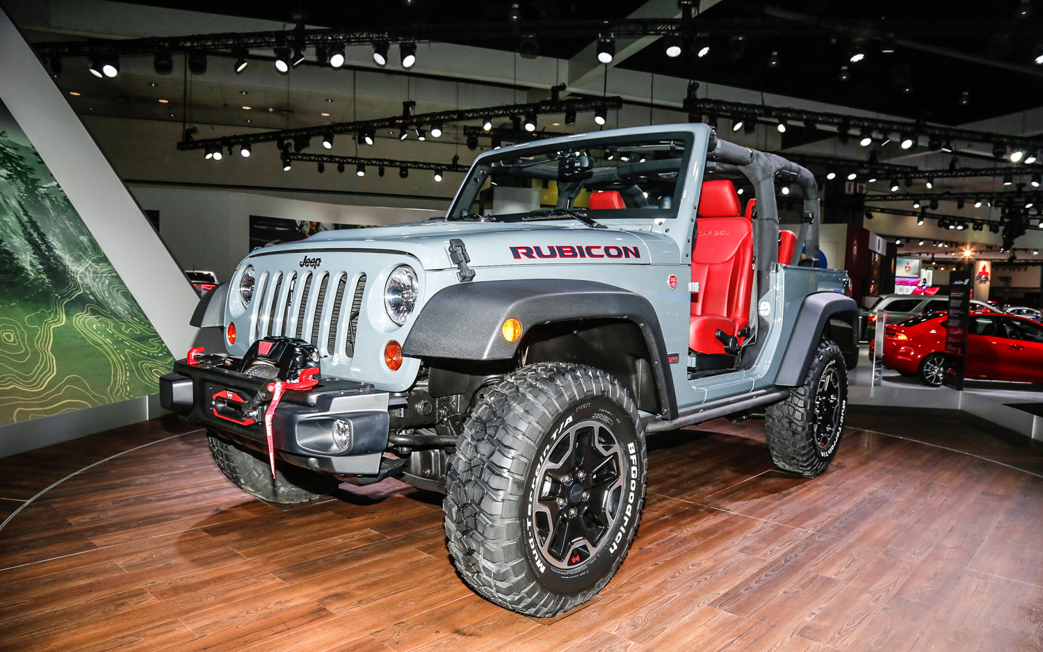 2019 Jeep Wrangler Rubicon 10th Anniversary photo - 3
