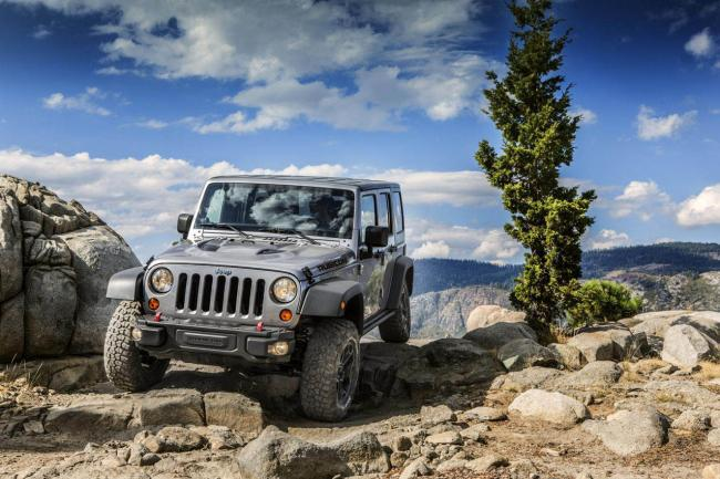 2019 Jeep Wrangler Rubicon 10th Anniversary photo - 5