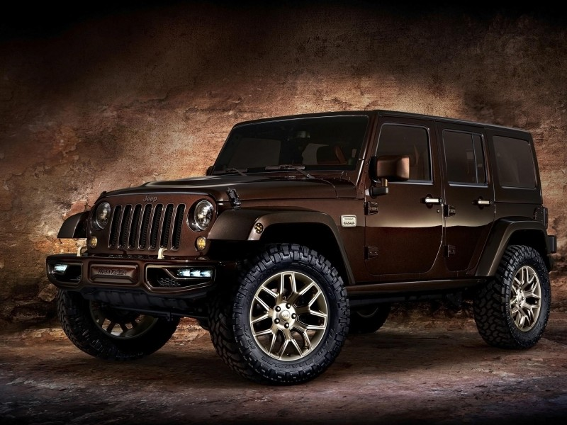 2019 Jeep Wrangler Sundancer Concept photo - 5