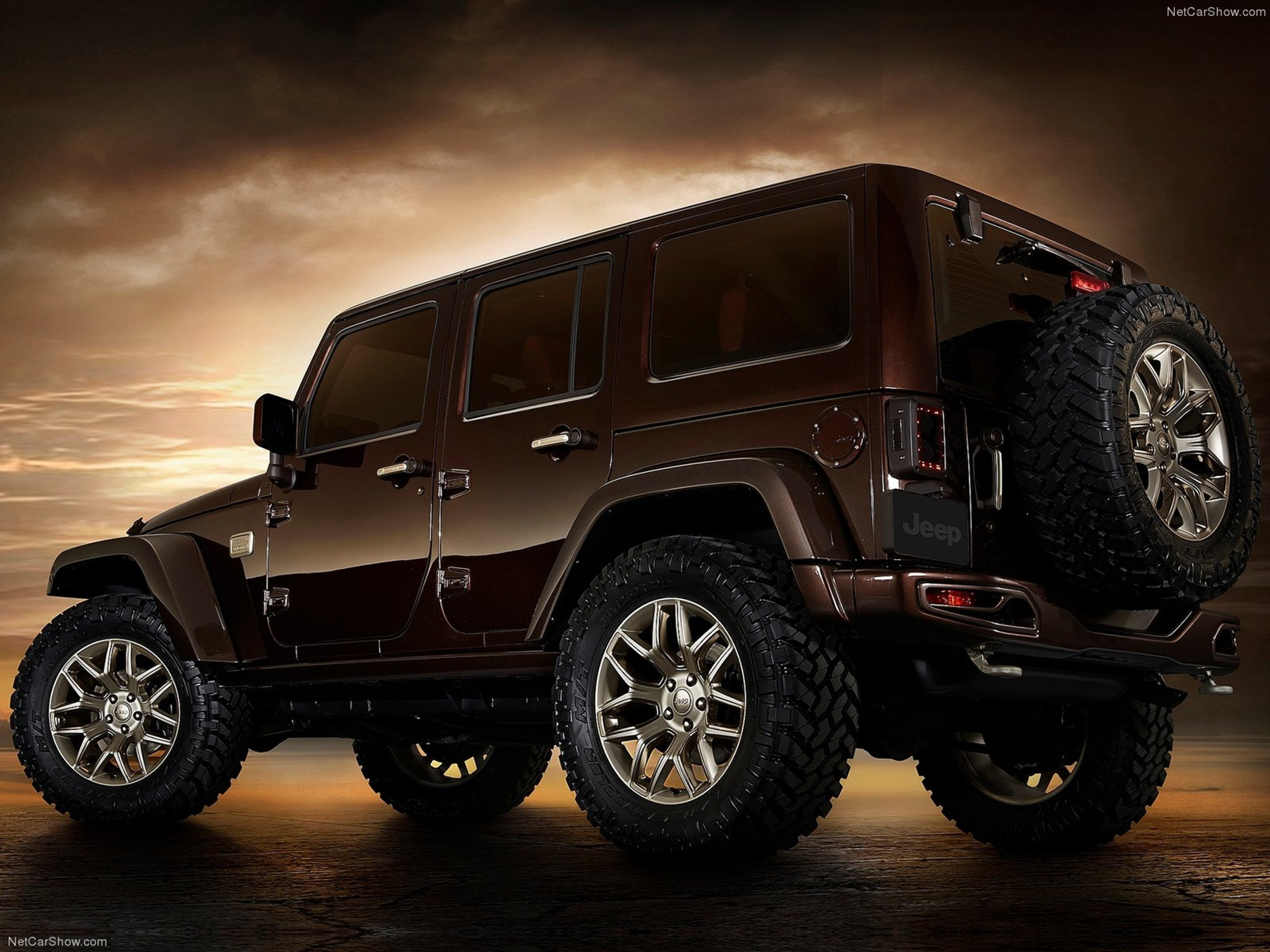 2019 Jeep Wrangler Sundancer Concept photo - 6