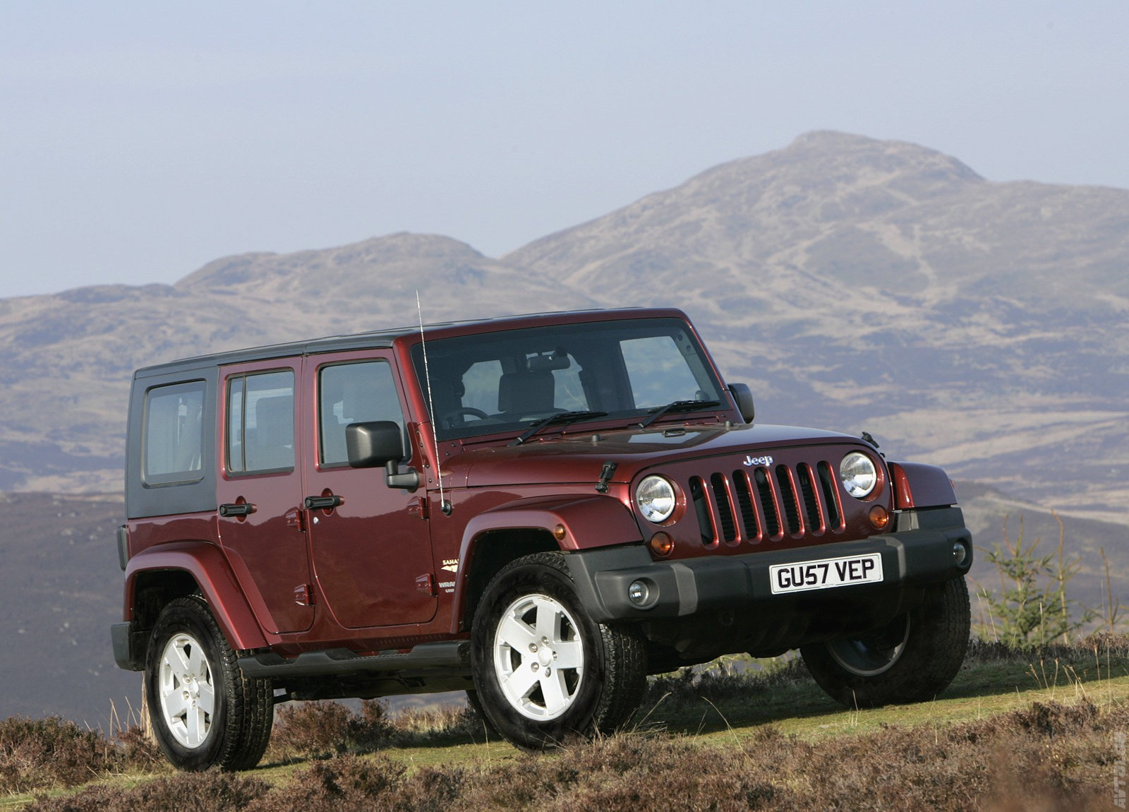 2019 Jeep Wrangler UK Version photo - 4