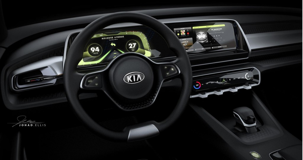 2019 Kia Borrego photo - 6